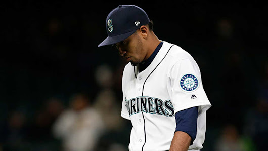 Edwin Diaz tentatively out as Mariners closer
