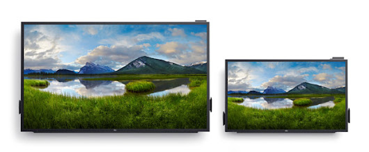 Dell Launches 86- And 55-inch 4K Interactive Touch Monitors For Education And Business