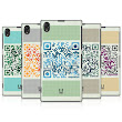 Head Case Zodiac QR Code Protective Back Case for Sony Xperia Z1 C6902