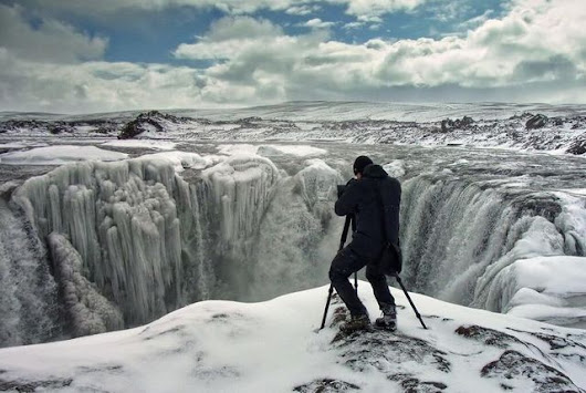 Icelandic seasons: new fundraiser project with stunning Iceland photographs