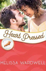 Hearts pressed
