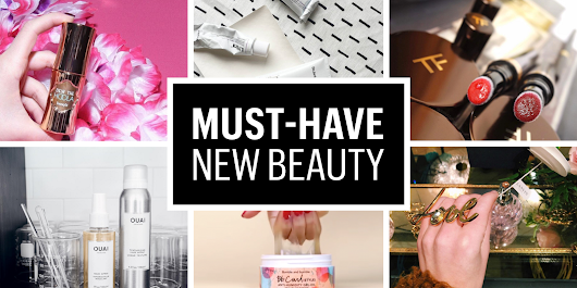 The Coolest New Beauty Products to Have On Your Radar