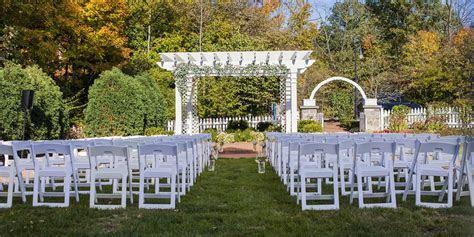 The Historic Ambassador House & Heritage Gardens Weddings