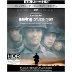 Saving Private Ryan (4K/UHD + Blu-ray + Digital)