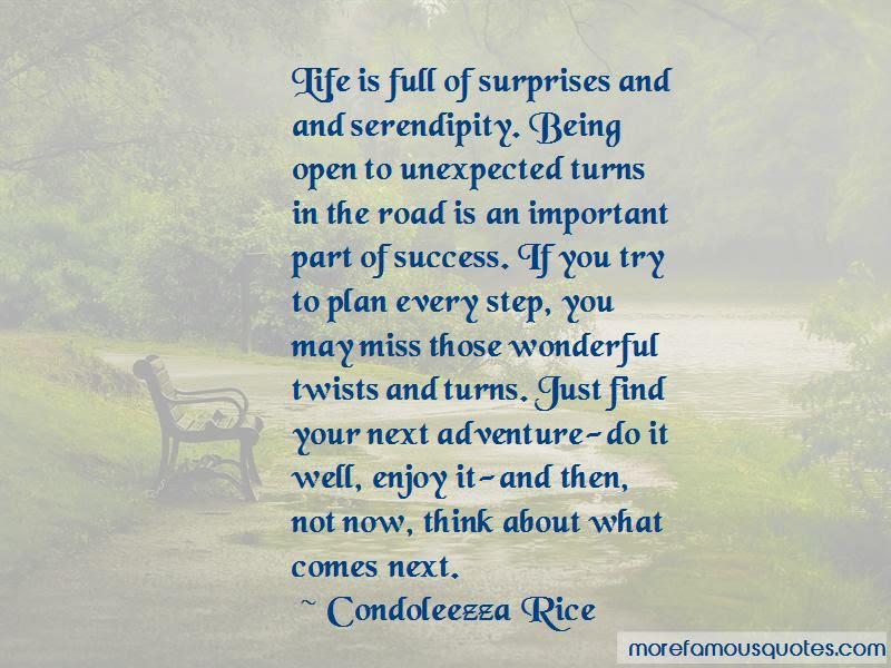 Life Full Of Twists And Turns Quotes Top 2 Quotes About Life Full