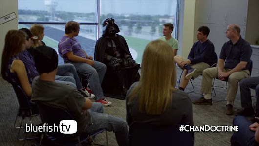What if Darth Vader Joined Your Small Group?