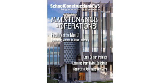 School Construction News July/August 2018
