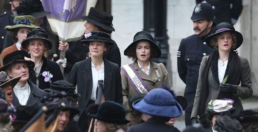 Movie Reviews: Suffragette, Miss You Already, Peanuts Movie, Spectre