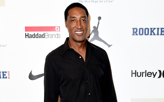 NBA great Scottie Pippen is selling this Florida mansion for $11M