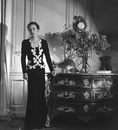 Wallis Simpson in Elsa Schiaparelli