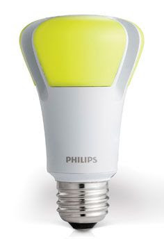 The Philips L Prize–winning LED bulb
