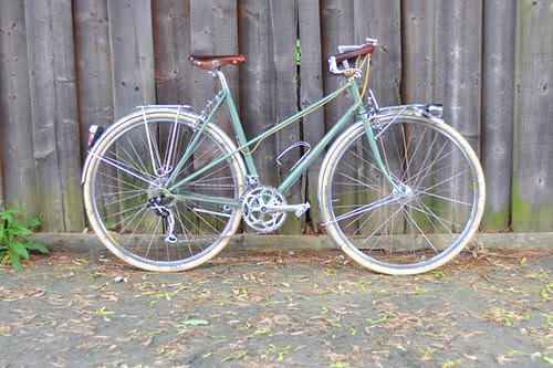P's Royal H Mixte (Formerly Mine)