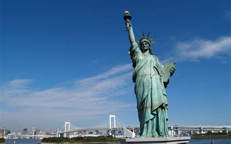 full hd wallpaper statue  liberty  york usa desktop