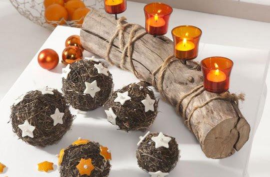 Vorlagen FUr Weihnachtsdeko Aus Holz ~ aus naturmaterialien selber basteln  Weihnachtsdeko aus Holz