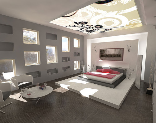 Fantastic Ceiling Designs For Your Home