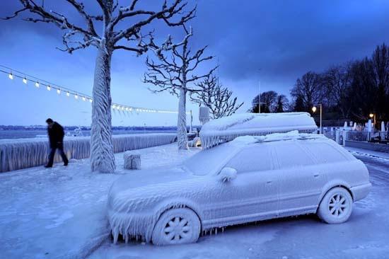 Χιόνια στην Ευρώπη (1)
