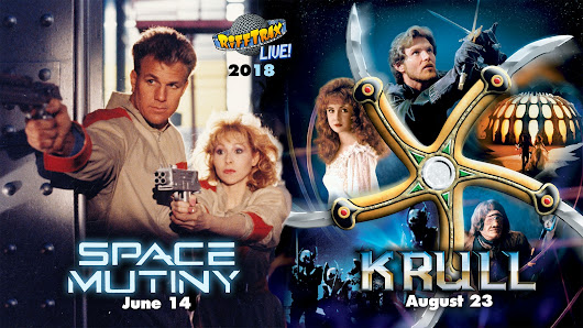 RiffTrax Live 2018 - Space Mutiny and Krull!