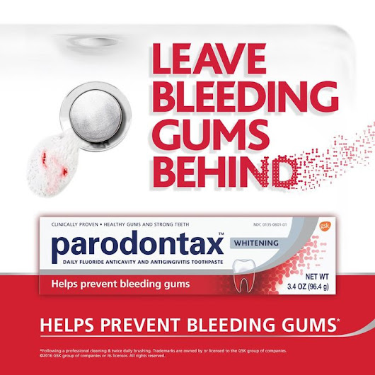 Parodontax Bleeding Gums and Gingivitis Toothpaste, Whitening, 3.4 Ounce (Pack of 3) by Parodontax #healthandbeauty #healthBeaut… | Health and Beauty | Pinterest