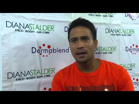Sam Milby, Dermablend Meet & Greet