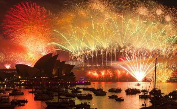 Sydney New Year Eve Cruise