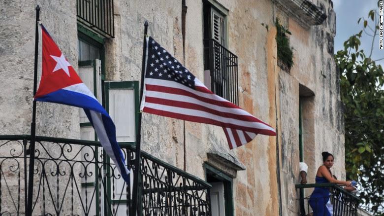 suspected acoustic attack on US embassy staff in Cuba photos ile ilgili görsel sonucu