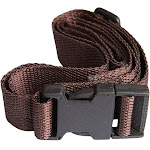 G.E.T. Enterprises Straps High Chair Replacement Strap, Fabric, Brown