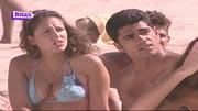Julia Belard sensual nos Morangos com açucar Verão 5
