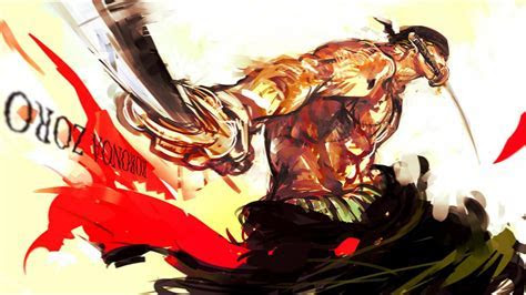 Roronoa Zoro Wallpaper HD   WallDevil