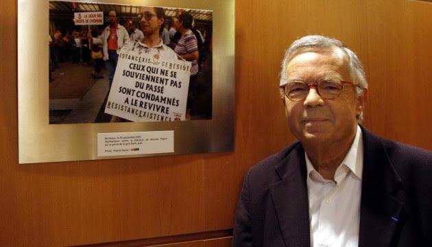 Jean-Pierre Escarfail, président de l'APACS (Association pour la protection contre les agressions et les crimes sexuels), le 29/02/2008 (IBO/SIPA)