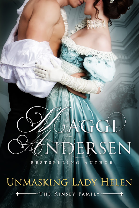 Bluestockings Book Shoppe Featured Author-Maggi Anderson