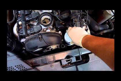 2012 Audi A4 Oil Change