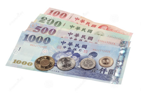 Why New Taiwan Dollar is issued in Taiwan and not the Chinese Yuan?