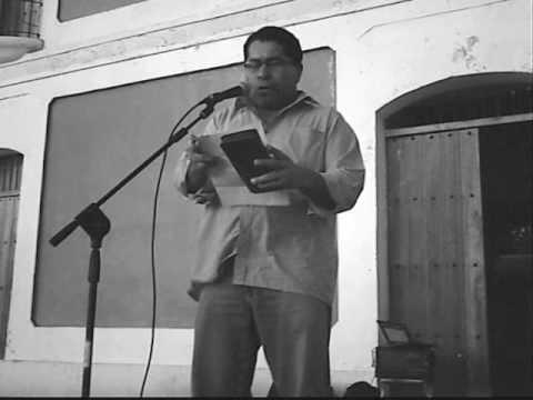 Lectura de Críspulo Chávez