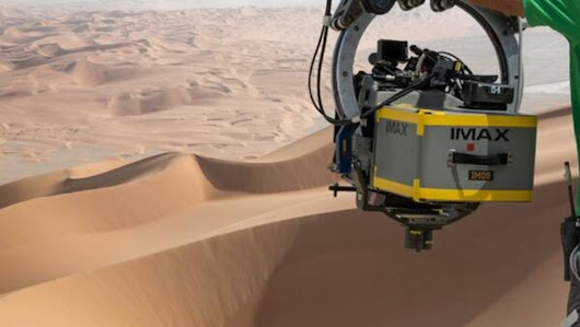 Next 'Star Wars' film being shot in IMAX