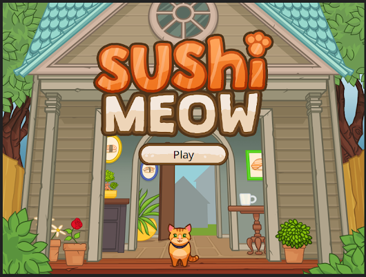 Sushi Meow by Kamaji Games