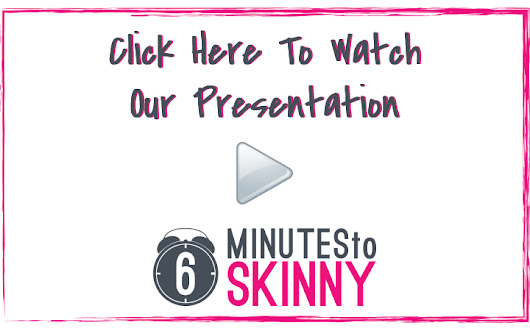 6 Minutes to Skinny Secret of a California Working Mom