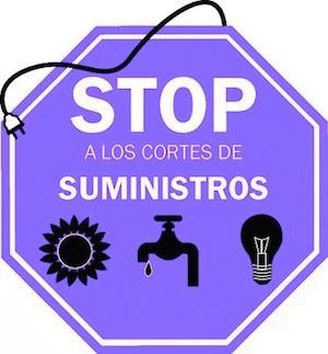 Stop al corte de suministro ocasionado por la pobreza energética