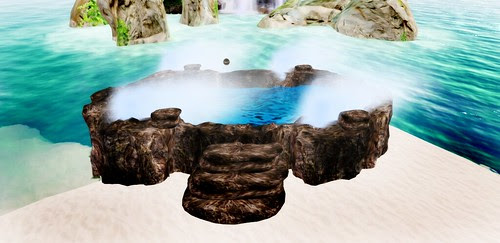 Sacred Roses: Hot Springs Bath with Bathing, Erotic, and Hot Tub animations