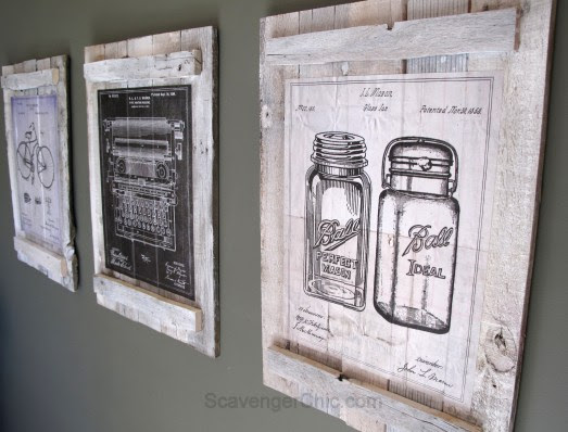 10 Rustic DIY Projects for the Home