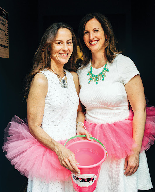 Leading a Merry Band of Pink Tutu Ladies | Maine Women Magazine