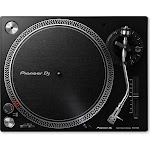 Pioneer PLX-500 Direct Drive DJ Turntable, Black