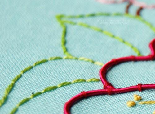 Sneak peek - Issue 3 &Stitches