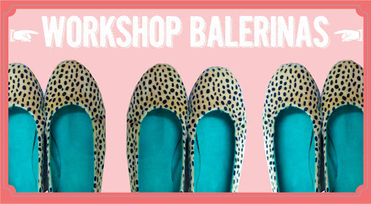 Workshop Balerinas!