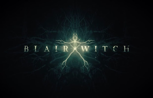 'The Woods' is Actually 'BLAIR WITCH'! (Trailer and Poster) #SDCC