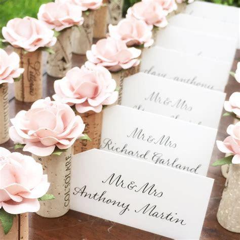 Wedding Place Card Holder ? Kara's Vineyard Wedding