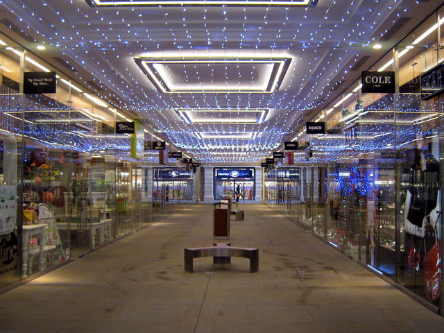 Bath Bathgate Shopping Centre Ready Roy Hughes Cc