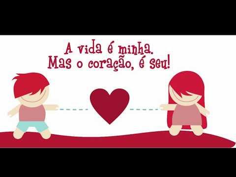 Mensagem Romântica Dia dos Namorados 2018 Meu Amor te Quero Muito