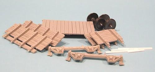 Select-a-kit parts