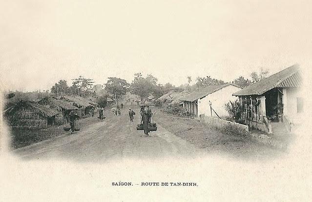 SAIGON - Route de Tandinh