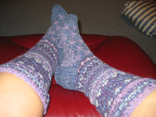 Philosophers Wool Tradition socks